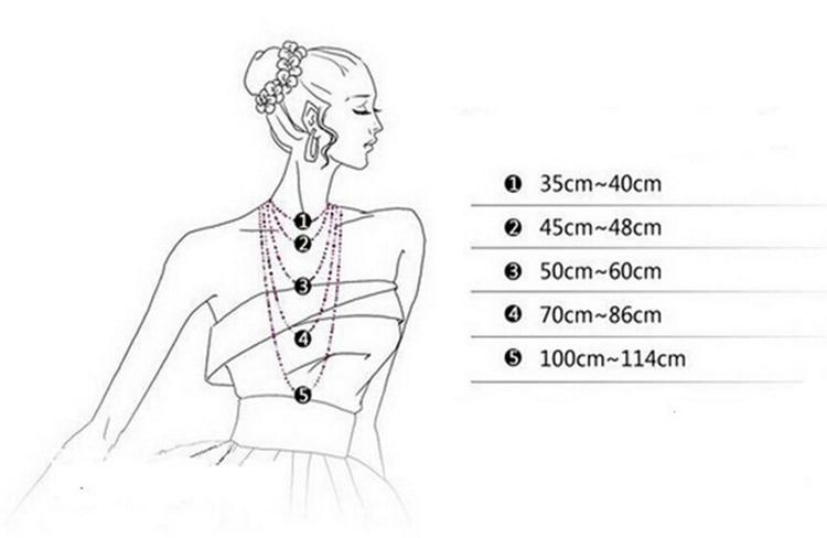 Литературный синий кристалл капли воды кулон ожерелья для женщин короткая цепочка на ключицы чокер 925 пробы серебряные ювелирные изделия для девочек SAN39