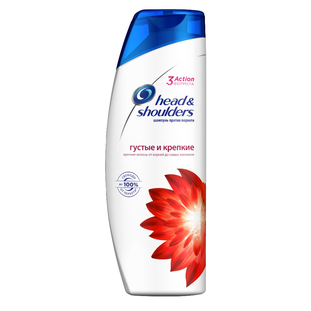 HEAD & SHOULDERS Anti-dandruff shampoo Thick and strong 600ml