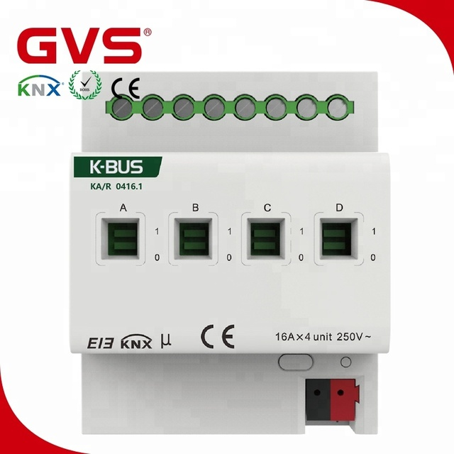 Smart Home 10 Years Manufacturer Gvs K Bus Knx Eib Knx Switching