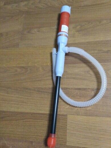 Electric Liquid Transfer Pump photo review