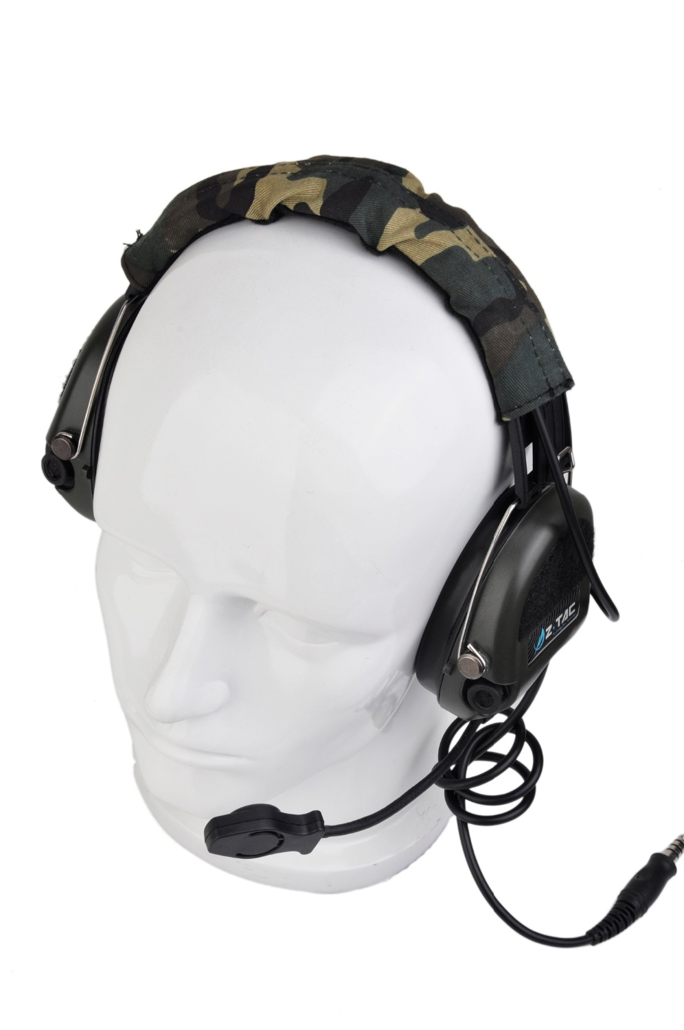Element Z-Tactical MSA Sordin third-generation chip Noise canceling flexible tactical headset Z111 thirty third element thirty third element 331333