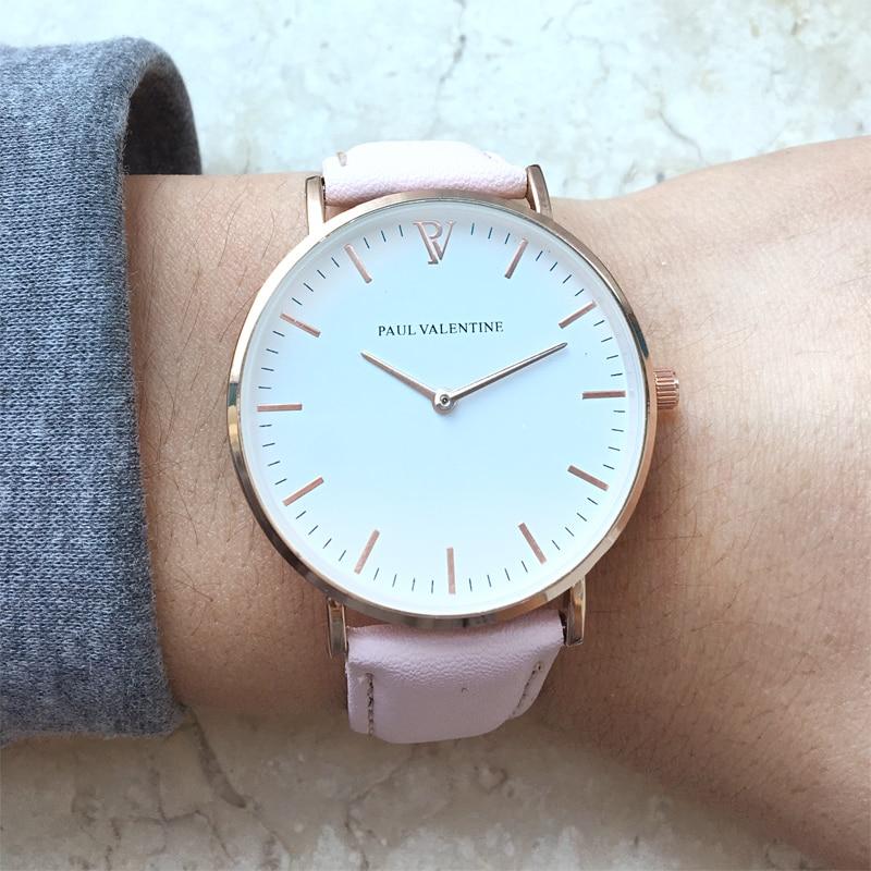 где купить Women Watches Luxury Brand Leather Fashion Ladies Geneva Quartz Wrist Watch For Women Clock Relogio Feminino по лучшей цене