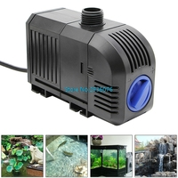 400GPH 1500L H 25W Adjustable Submersible Water Pump Aquarium Fountain Fish Tank Pumps