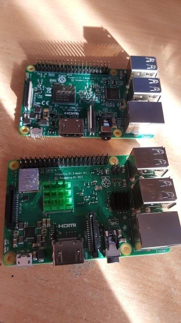 Raspberry Pi 3 Model B Board 1GB LPDDR2 BCM2837 Quad-Core Ras PI3 B,PI 3B,PI 3 B with WiFi&Bluetooth