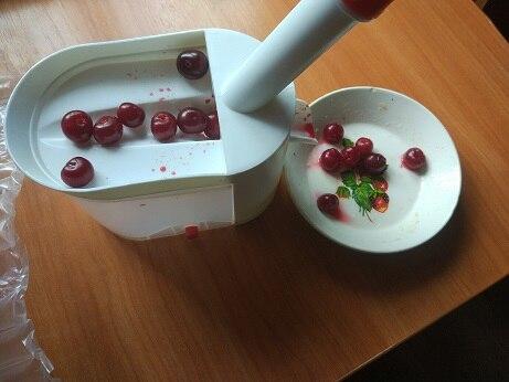 Descaroçadores de cereja Cozinha Ferramentas Gadgets