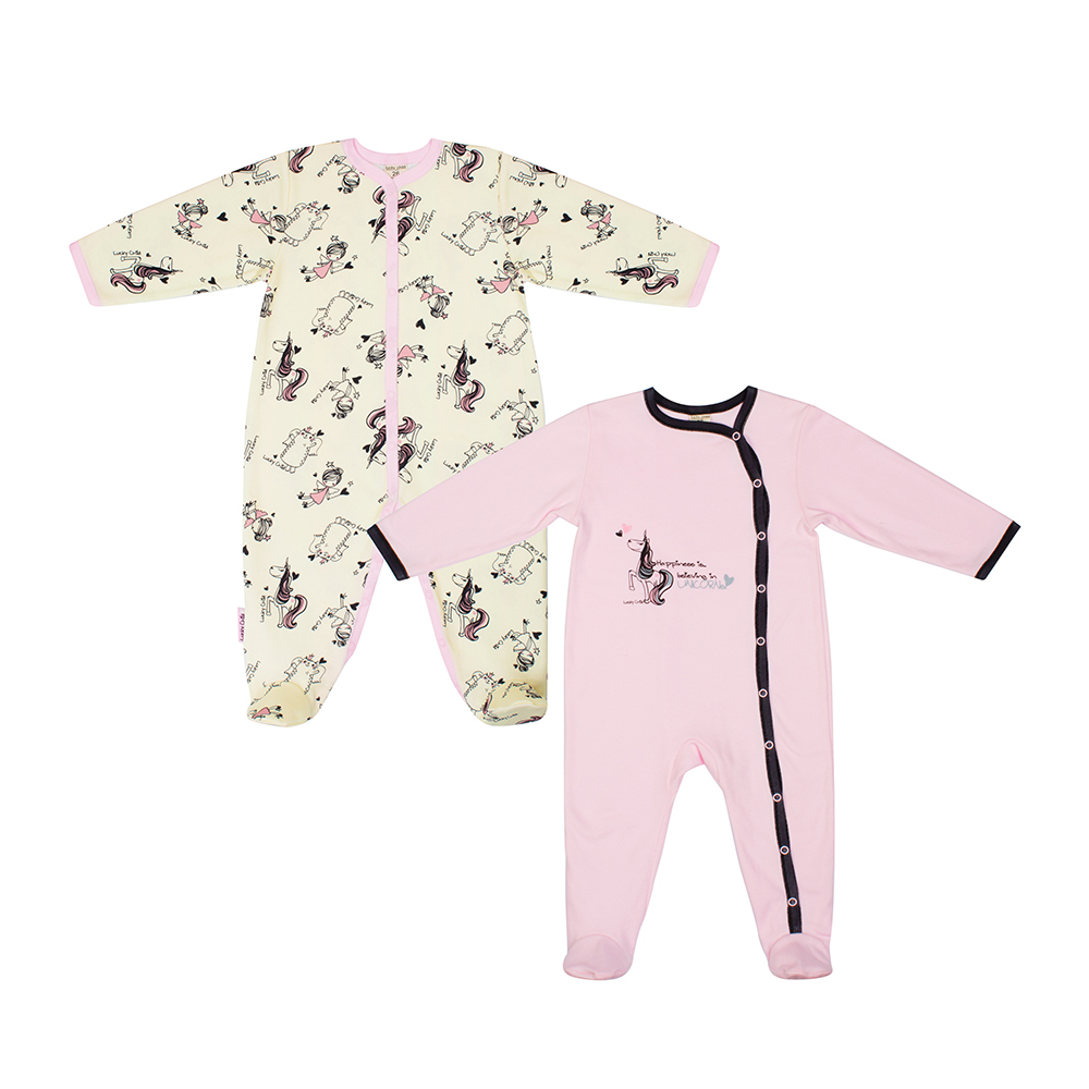Jumpsuit Lucky Child for girls 30-191-1 Children's clothes kids Rompers for baby newborn baby boy girl infant warm cotton outfit jumpsuit romper bodysuit clothes
