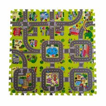 Neeu 9 шт детская пена eva головоломки игровой коврик напольное