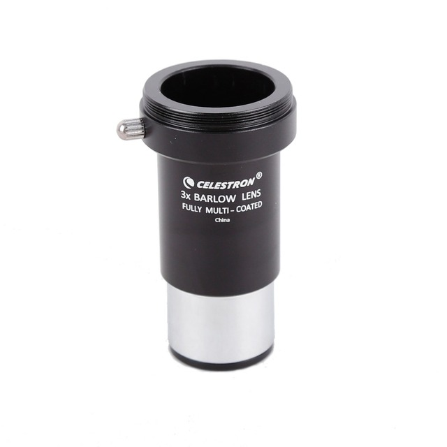 celestron metal 3x barlow eyepiece by magnification mirror belt m42 thread camera telescope eyepiece not monocular