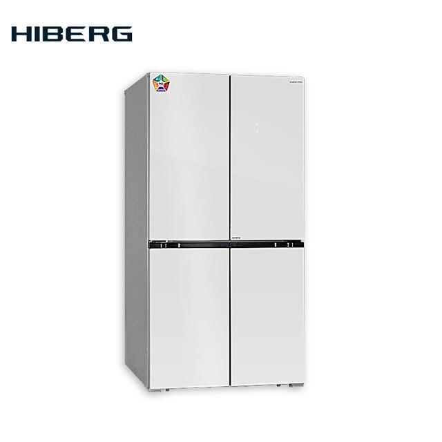Холодильник Side-by-Side HIBERG RFQ-550DX NFGW