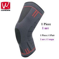 CAMEWIN 1 개 무릎 중괄호, 무릎 지원 실행, 관절염, Meniscus 눈물, 스포츠, 관절 통증 및 부상 복구