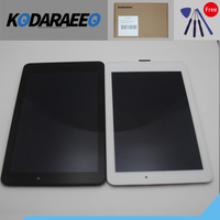 Kodaraeeo LCD Display Screen Panel With Touch Screen Digitizer Sensor Glass Assembly For Acer Iconia Tab