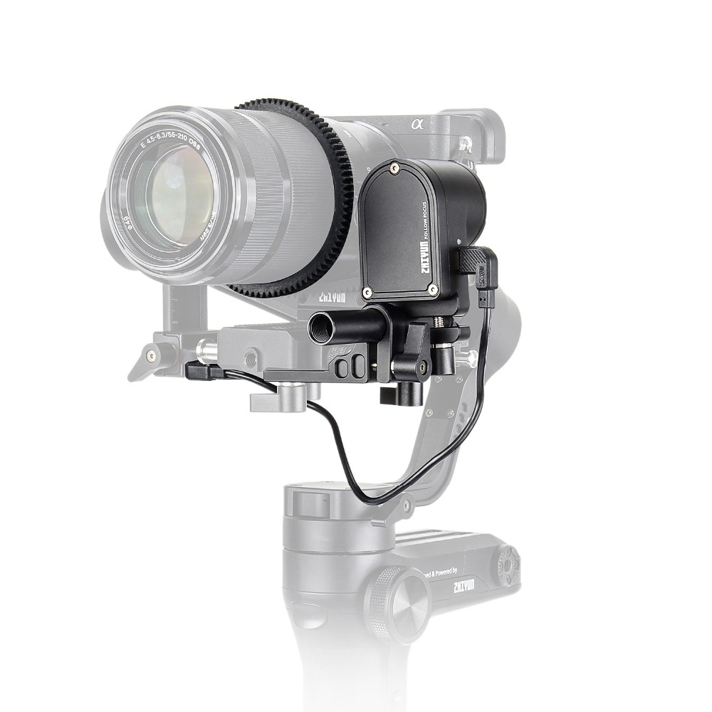 Zhiyun Weebill Lab Accessories Gimbal Transmount phone Holder Mount & Quick Setup Kit & Handle Grip & CMF-04 Servo Follow Focus 4