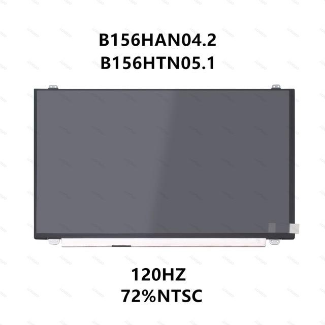 15,6 светодиодный ЖК-экран ips панель Дисплей Матрица панель B156HAN04.2 B156HTN05.1 72% NTSC 120 Гц 1080x1920 30 pin FHD высокая цветовая гамма