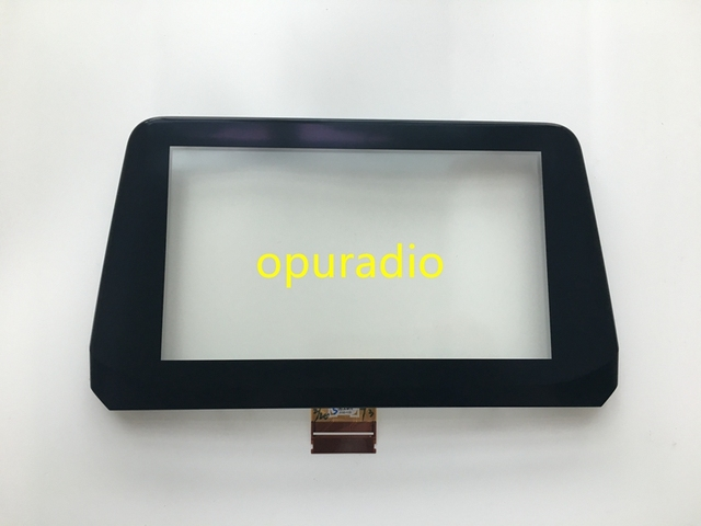 US $128 0 |Original new Opuradio Faceplate 7inch LCD touch screen digitizer  for Mazda 3 17 18Year Car DVD GPS navigation lcd display-in Car Monitors