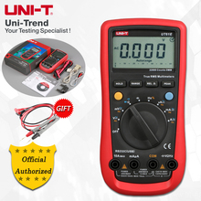 UNI T UT61A/UT61B/UT61C/UT61D/UT61E Auto Range Digital Multimeter; Resistance/Capacitance/Frequency/Temperature Test, RS 232