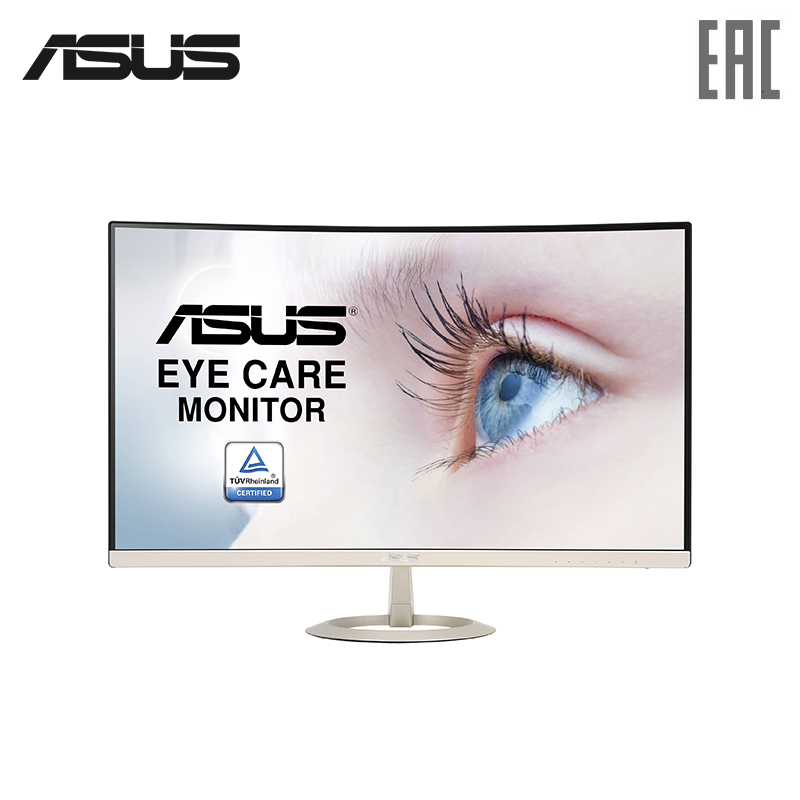 Monitor Asus 27 VZ27VQ curved HDMI monitor 19