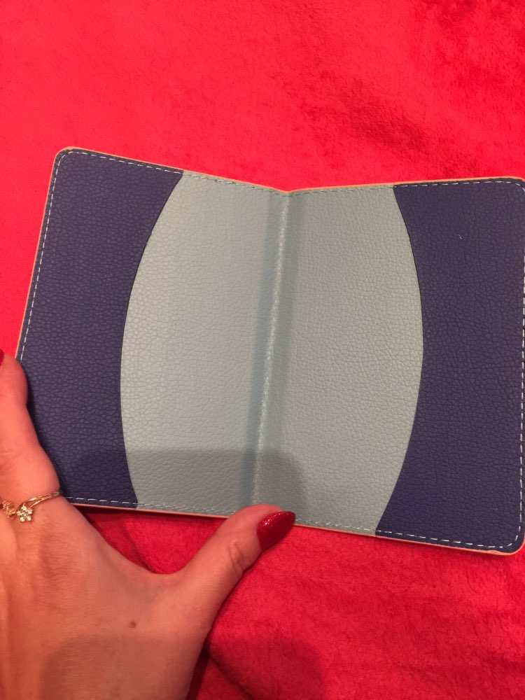 New Cover Travel Paspoort Cover Kaarthoes Dames Heren Reizen Creditcard Houder Reis ID & Document Paspoort Houder photo review