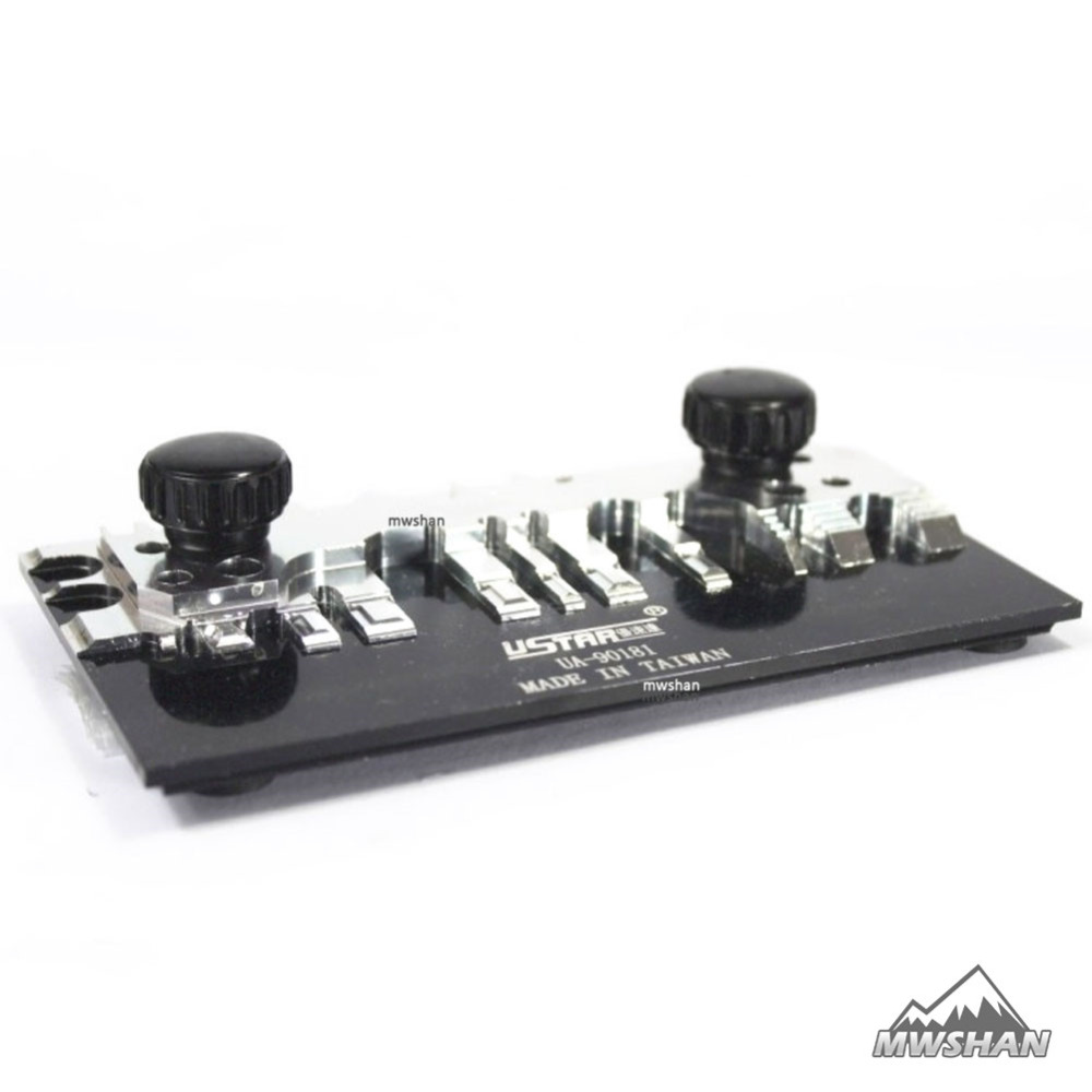Ustar 90181 Model The Etched Chip Processing Vise For Model Kit Hobby Craft Tools Accessory DIY