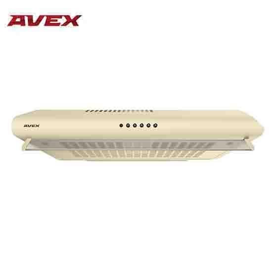 Кухонная вытяжка (воздухоочиститель) AVEX AS 6020 Y, цвет бежевый