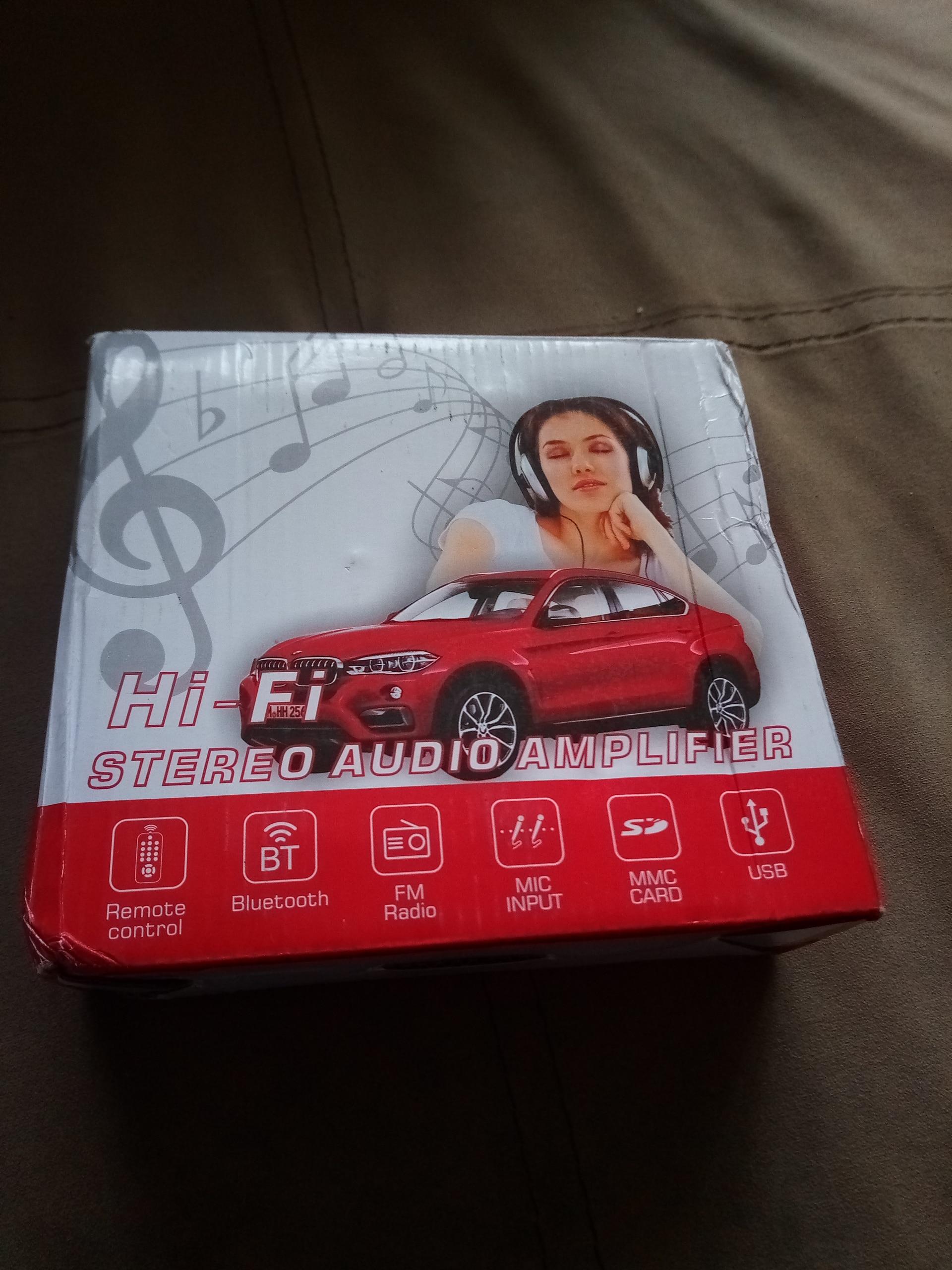 музыкальный MP3-плеер; 12V мини-усилитель; 12V мини-усилитель; усилить;