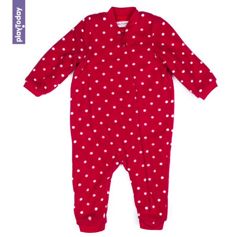 Rompers PLAYTODAY for girls 378803 Children clothes kids clothes baby clothes newborns clothes rompers 100% cotton thick warm soft for girl boy spring autumn winter cute designs infant rompers