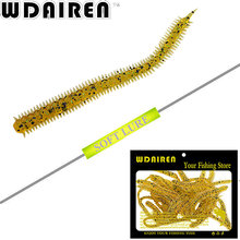 20 Pcs/lot 10cm 1.1g Fishing Lure Silicone bait iscas artificiais para pesca Soft baits carp fishing Lure soft Tackle FA-348
