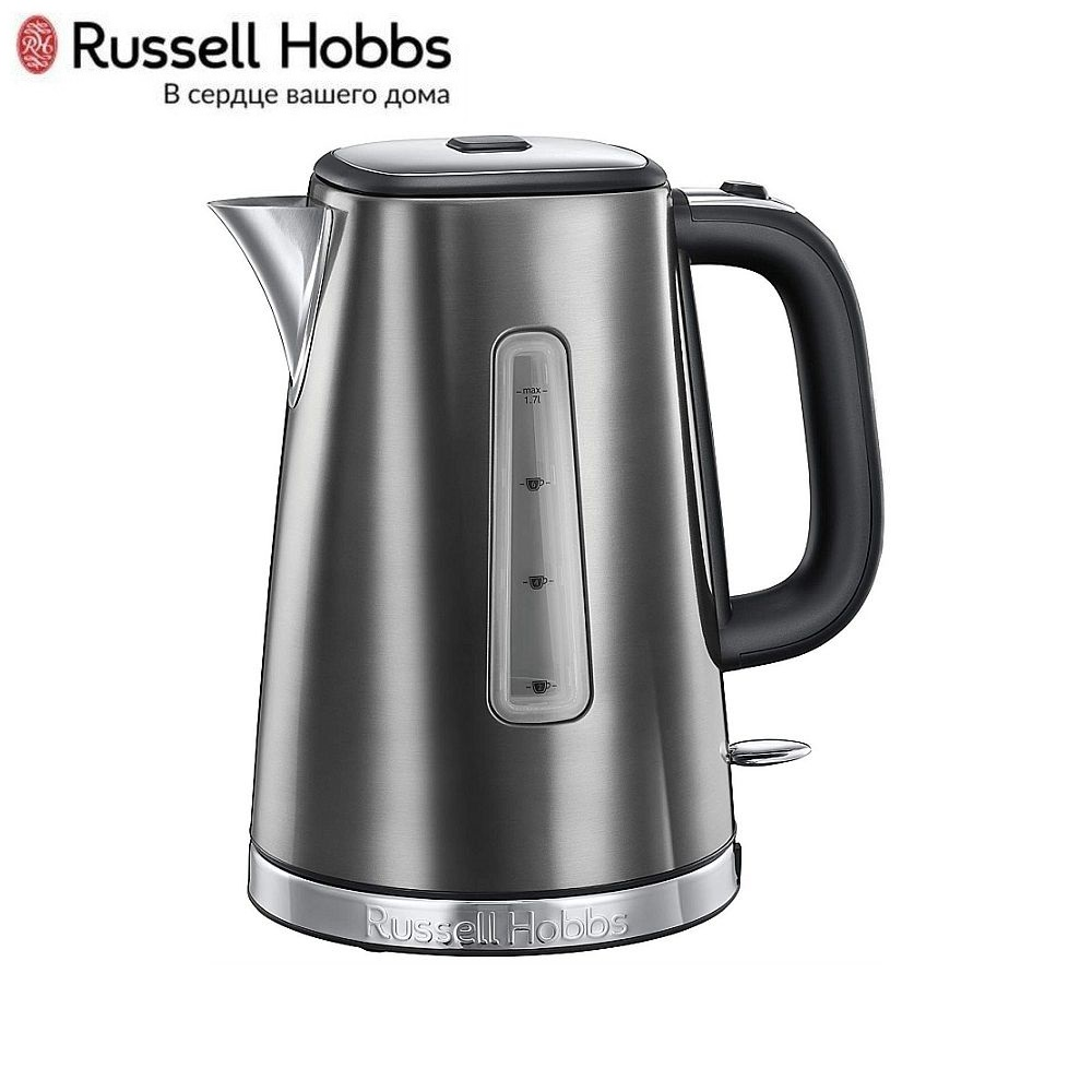 Electric Kettle Russell Hobbs 23211-70 Kettle Electric Electric kettles home kitchen appliances kettle make tea Thermo цена