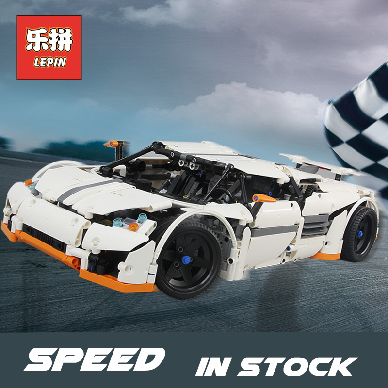 Lepin Technic Series 20052 the Predator Supercar Set MOC DIY Model Speed Racing Car Building Blocks Bricks Children Toy Gift lepin 20052 the predator supercar set moc 2811 diy building blocks bricks children educational toy christmas gift lepin technic