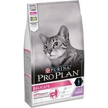 Сухой корм Purina Pro Plan для кошек с чувствительным пищеварением и привередливых к еде, с индейкой, 6 упаковок по 1.5 кг
