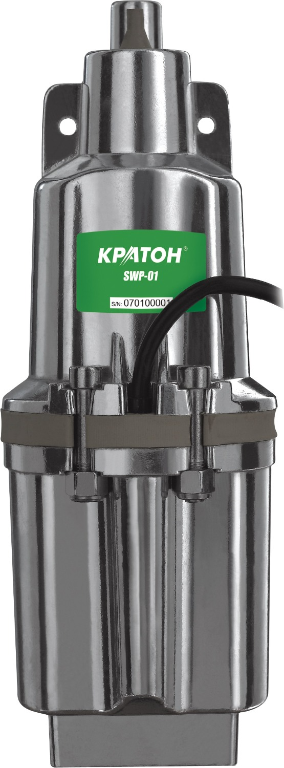 Submersible vibratory pump KRATON SWP-01/25 submersible vibratory pump kraton swp 02 10