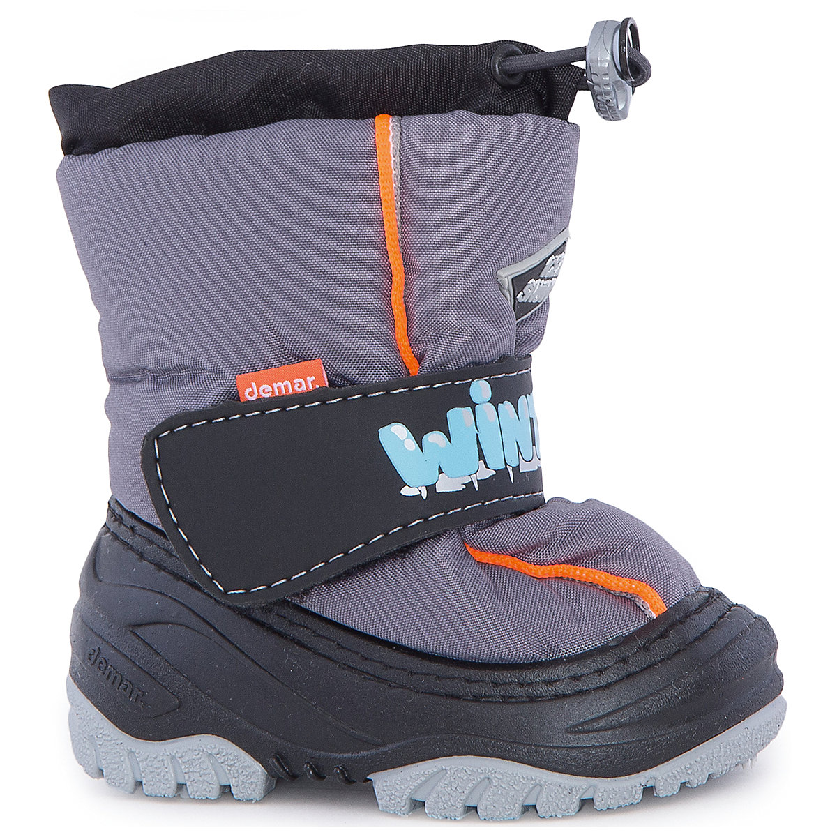 Boots Demar For Boys And Girls 6835180 Valenki Uggi Winter Baby Kids Children Shoes Master 5098191 MTpromo