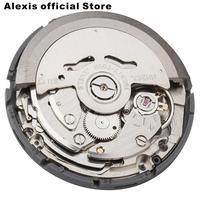 Nh36a aço mecânico automático assista dia data movimento branco roda data mo1075a