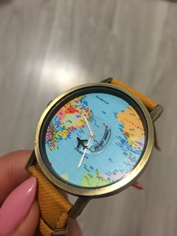 KRÖLE & SONS VINTAGE TRAVELER'S WATCH [FREE] photo review