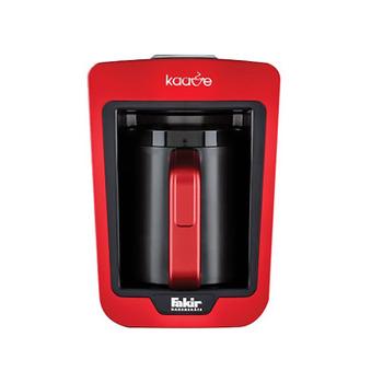 Obsługi Fakir Kaave automatyczne turecki kawy maszyny Kaffeekocher ekspres do kawy-czerwony tanie i dobre opinie