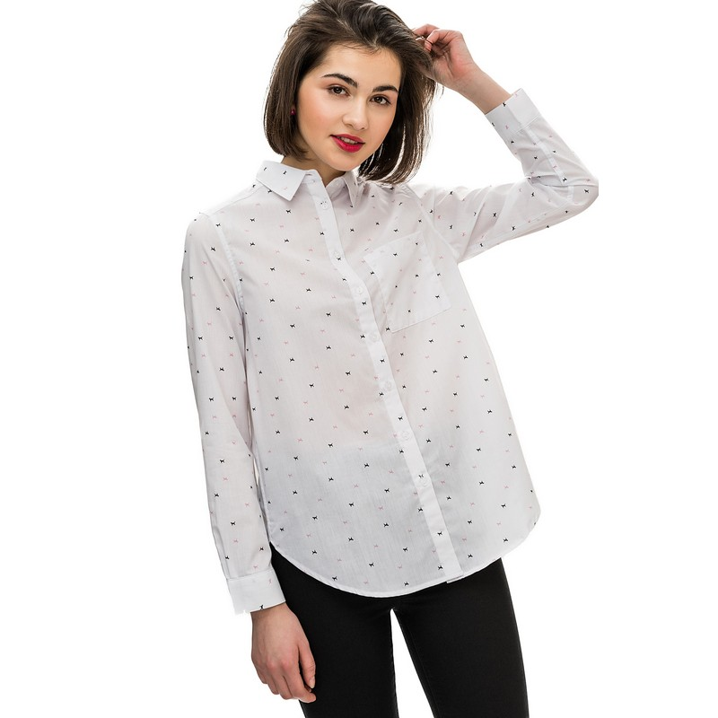 Blouses & Shirts blouse befree for female  shirt long sleeve women clothes apparel  blusas 1811232329-41 TmallFS
