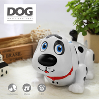 Living Stones Early Childhood Education Electronic Singing Dancing Pet Puppy Machine Induction Music Intelligent Pet 0 3 6 Years