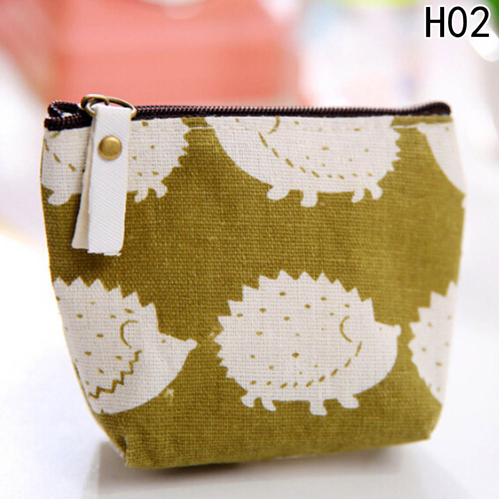2017 Creative Women Purses Cartoon Small Fresh Summer Party Coin Purse Card Bag 5 Styles Designs