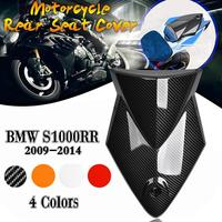 Rear Seat Cover For BMW S1000RR 2014 2013 2012 2011 2010 2009 Pillion Passenger Hard Cowl Hump S 1000RR Motorcycle Accessories