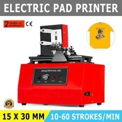Electric Pad Printer Printing Machine T-Shirt DIY Transfer Logos Codin