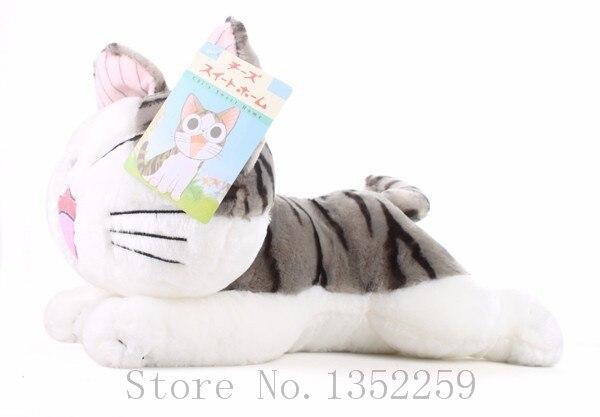 40 CM Плюшени играчки кукли Chi Cat пълнени - Плюшени играчки - Снимка 3