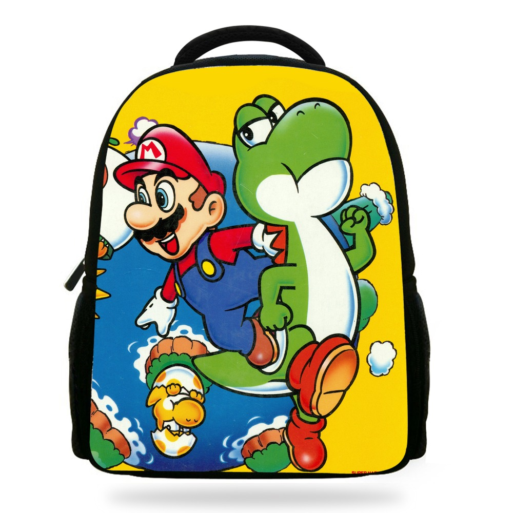 14Inch Popular Character Book Bags For Children The Avengers Hulk ...