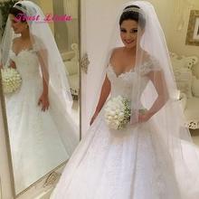 trust linda Gorgeous Cap Sleeves Floor Length Dresses