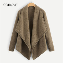 Brown Ladies Coat Koop Goedkope Brown Ladies Coat loten van