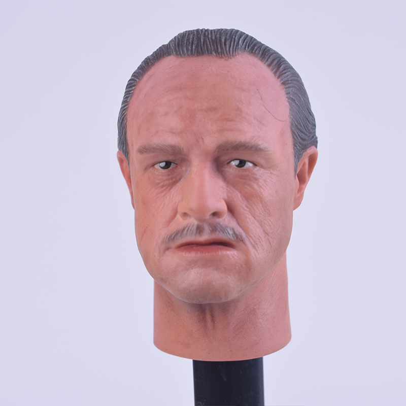 """Hot 1//6 Scale male  Head Sculpt Headplay A04 For 12/"""" Action Figure"""