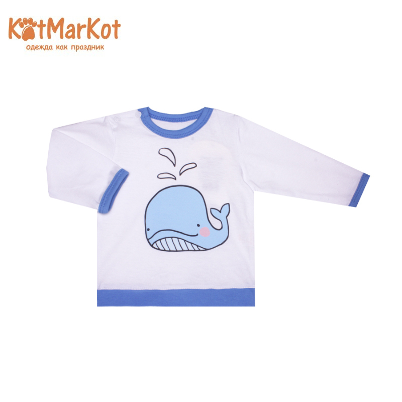 Blouse Kotmarkot 7858 children clothing cotton for baby boys kid clothes t shirt kotmarkot 7759 children clothing cotton for baby boys kid clothes