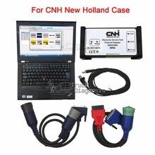9.3 CNH Est אבחון ערכת לניו הולנד אלקטרוני שירות כלי חקלאות טרקטור מנוע אבחון סורק + T420 מחשב נייד