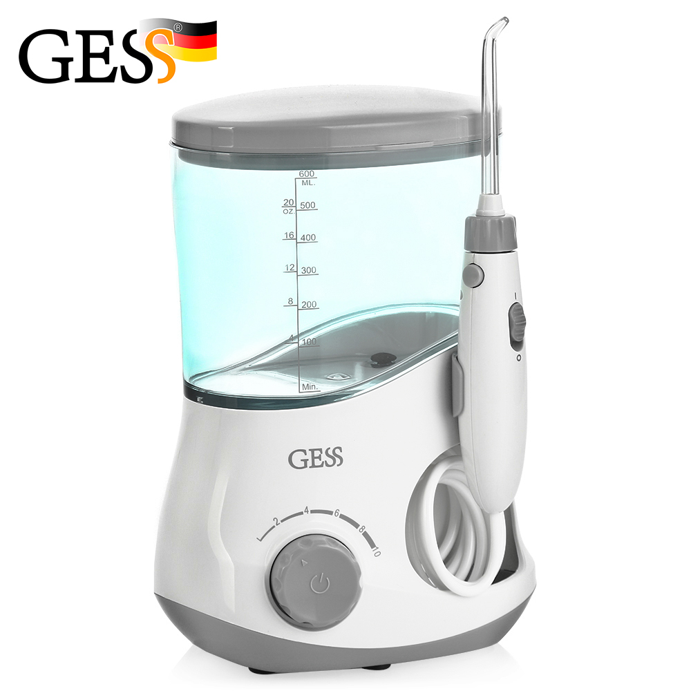 Toothbrush Dental Care Teeth Oral Irrigator Water Flosser Portable Pick Water Destroy Bacteria Power Water Jet AQUA 360 GESS portable air powered water flosser dental water jet no battery