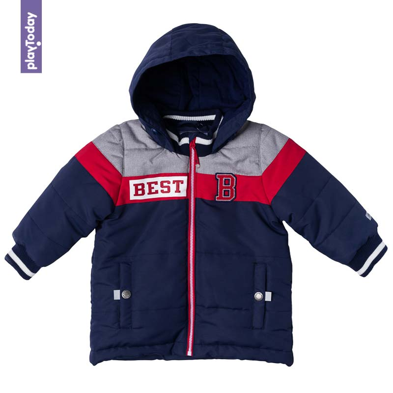 Jackets & Coats PLAYTODAY for boys 177002 Children clothes kids clothes