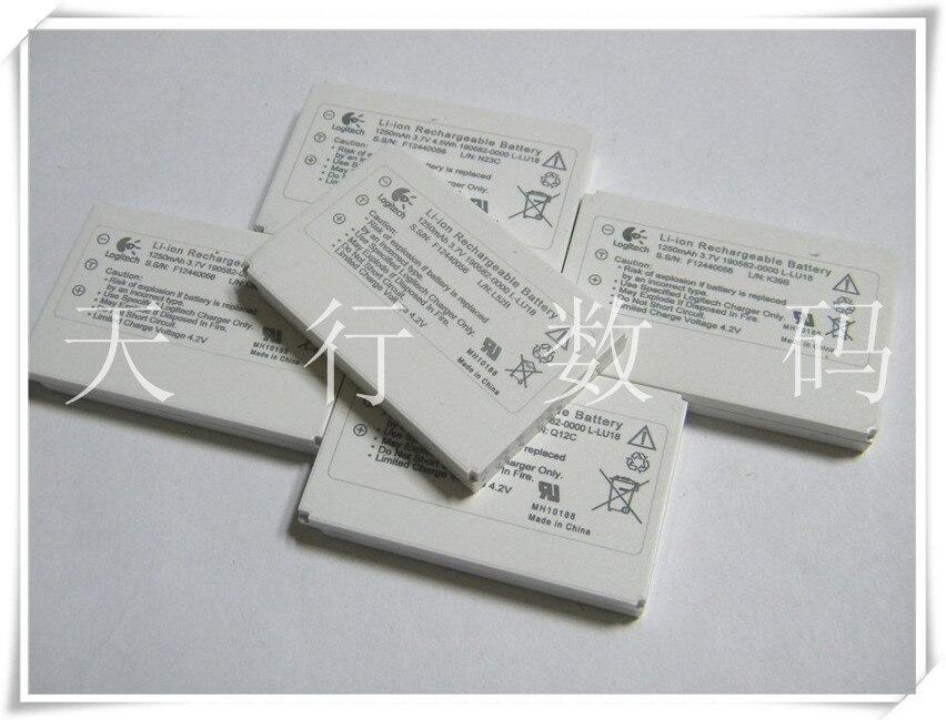 Entusiasta Genuino 1250 Mah Li Batería L-lu18 L52b Para Squeezebox Duet Contacto Harmony 915 1000i 1100 Controlador Remoto C-rl65 Pisen Logitech