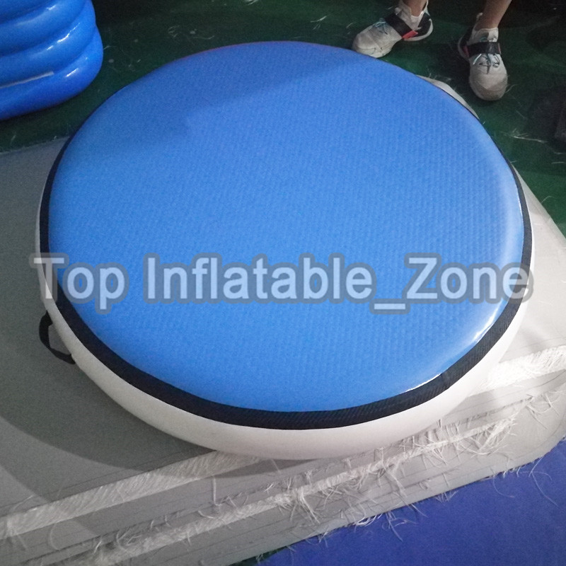 Free Shipping Blue Inflatable Air Spot Top Quality Gymnastics Air Spot For Sale 100cm Dia Air track matFree Shipping Blue Inflatable Air Spot Top Quality Gymnastics Air Spot For Sale 100cm Dia Air track mat